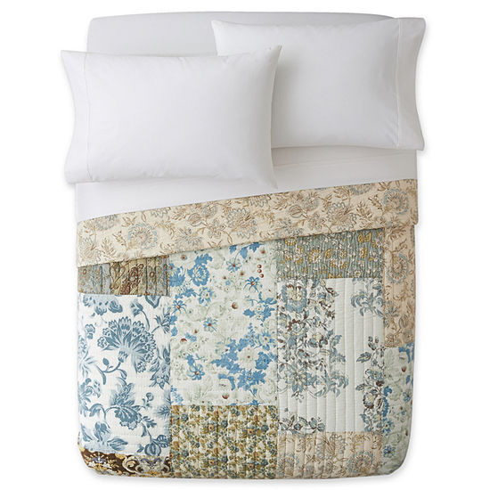JCPenney Home™ Kendall Patchwork Quilt