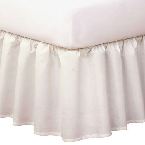 "Magic Skirt 14"" Wrap Around Ruffled Bedskirt"