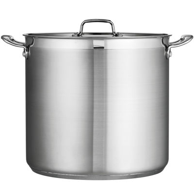 Tramontina® Gourmet 24-qt. Tri-Ply Covered Stock Pot