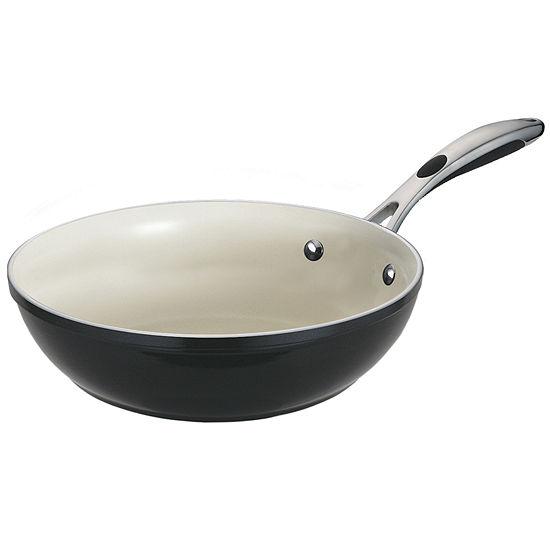 """Tramontina® Gourmet 11"""" Ceramica Stir-Fry Pan"""