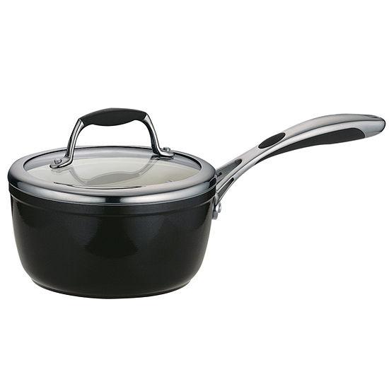 Tramontina® Gourmet 1½-qt. Ceramica Covered Saucepan