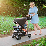 Joovy Caboose Ultralight Graphite Stand-On Tandem Stroller