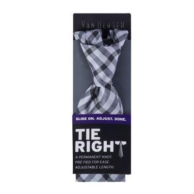 Van Heusen® Tie Right Small Gingham Tie