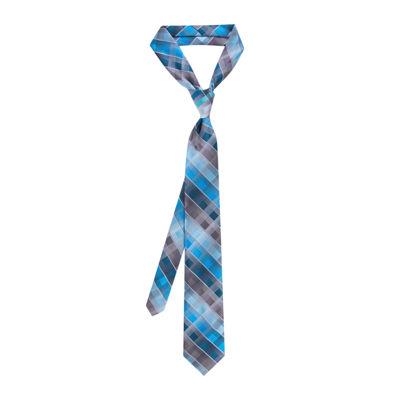 Van Heusen® Tie Right Barrel Drum Grid Tie
