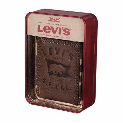 Levi'S Wide Front Pocket Wallet