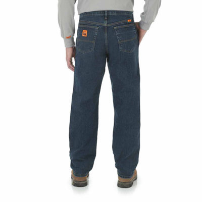 Wrangler® Fire-Resistant Advanced Comfort Relaxed-Fit Jeans