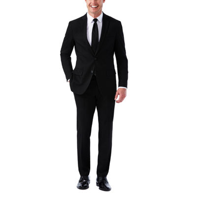 JM Haggar Black Premium Stretch Slim Fit Suit Jacket