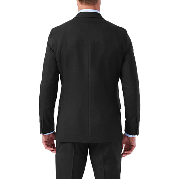 Haggar EXS Performance Melange Slim Fit Suit Jacket