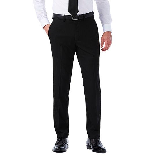 JM Haggar Premium Stretch Slim Fit Flat Front Suit Pants