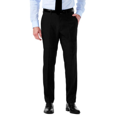 Haggar EXS Performance Melange Slim Fit Suit Pants