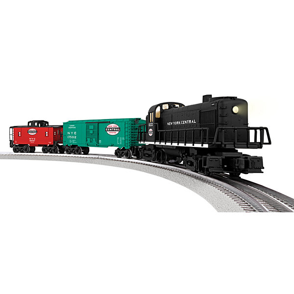 Lionel New York Central RS-3 Freight Set