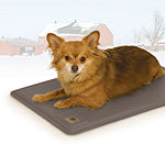 K & H Manufacturing Deluxe Lectro-Kennel Heated Pad & Cover