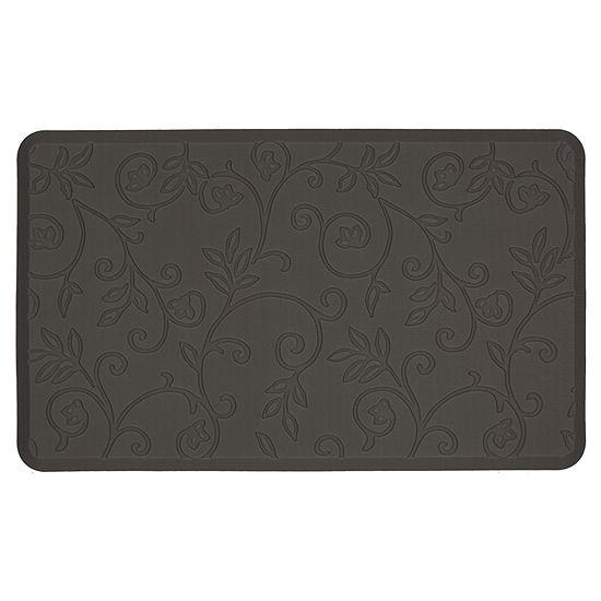 JCPenney Home™ Elegant Vines Ultimate Comfort Kitchen Mat