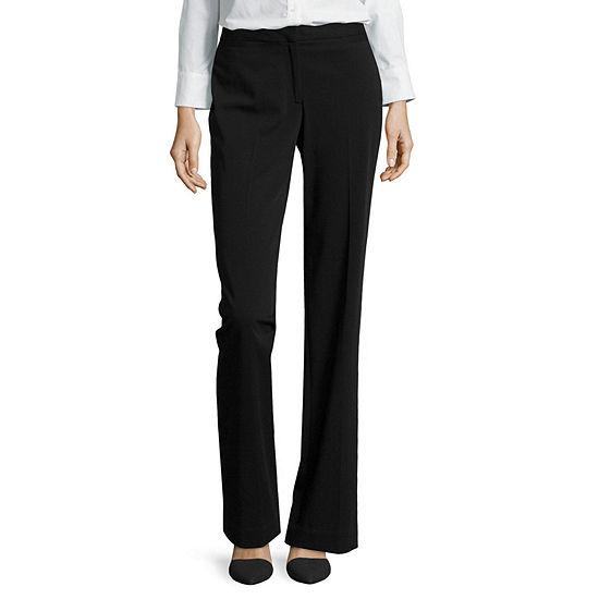 68a6acd3471 Liz Claiborne Audra Straight Leg Pants