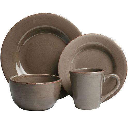 Tag® Sonoma 16-pc. Ironstone Dinnerware Set