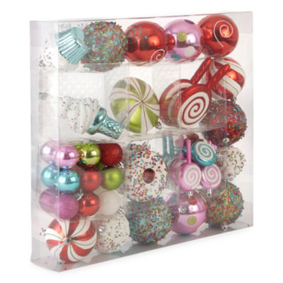 North Pole Trading Co. Christmas Cheer Candy 50-pc. Christmas Ornament