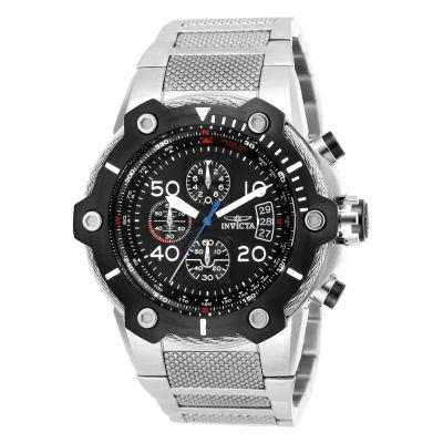 Invicta Bolt Unisex Silver Tone Bracelet Watch-25464