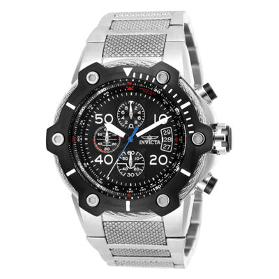 Invicta Bolt Unisex Silver Tone Bracelet Watch-25464