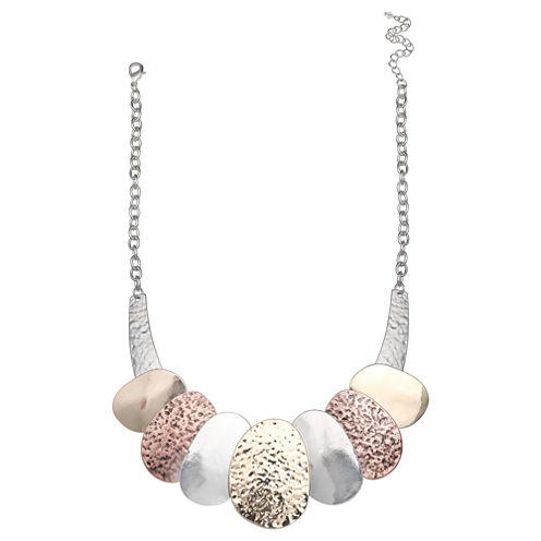 Bold Elements Beaded Necklace
