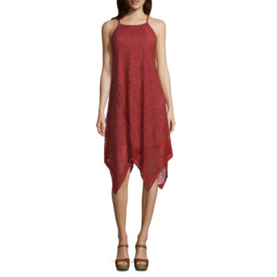 Luxology Sleeveless Shift Dress