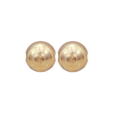 10K Gold Spacer Beads