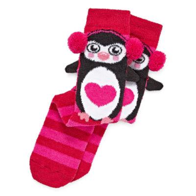 1 Pair Knee High Socks
