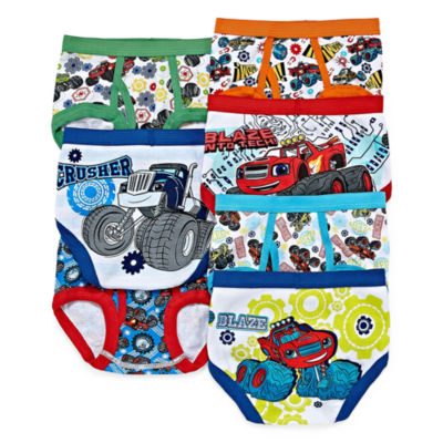 Blaze 7PK Briefs-Toddler Boys