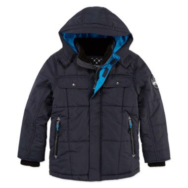 IXTREME Quilted Expedition Jacket - Boys Big Kid
