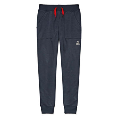 Reebok Fleece Jogger Pants - Big Kid Boys