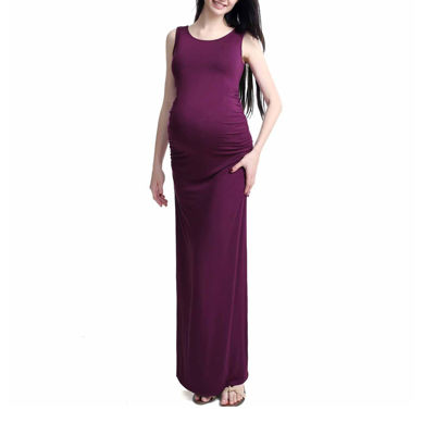 Glow & Grow Maternity Tank Column Dress
