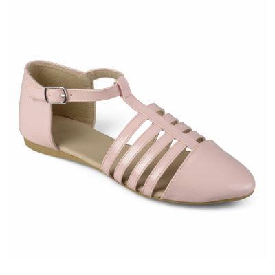 Journee Collection Silvie Girls Ballet Flats - Little Kids/Big Kids
