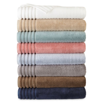Liz Claiborne Turkish Modal Cotton Bath Towel Collection