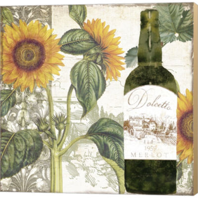 Dolcetto V Gallery Wrapped Canvas Wall Art On DeepStretch Bars