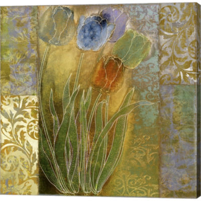 Emily I Gallery Wrapped Canvas Wall Art On Deep Stretch Bars