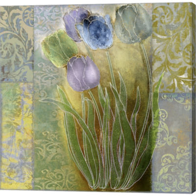 Emily II Gallery Wrapped Canvas Wall Art On Deep Stretch Bars
