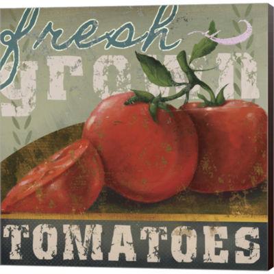 Metaverse Art Farm Fresh II Gallery Wrapped CanvasWall Art