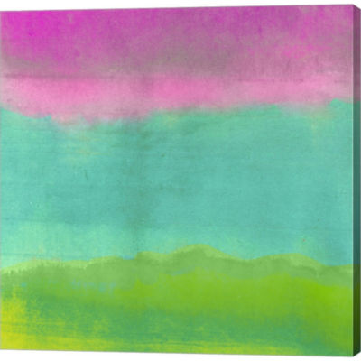 Gradients I Gallery Wrapped Canvas Wall Art On Deep Stretch Bars