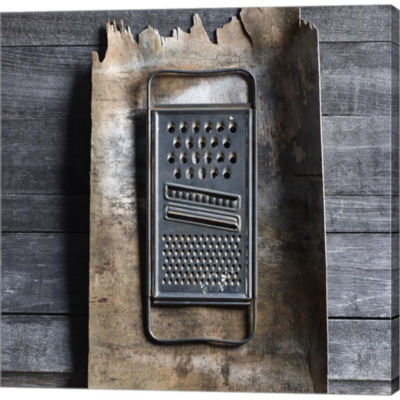 Metaverse Art Grate Gallery Wrapped Canvas Wall Art