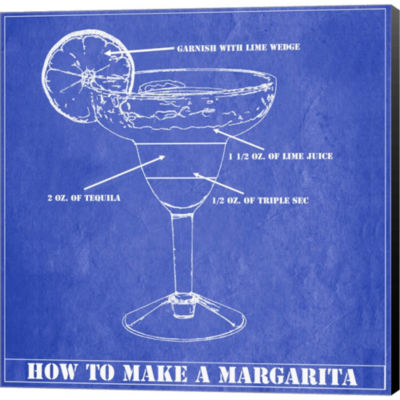 Metaverse Art How To Make A Margarita Gallery Wrapped Canvas Wall Art