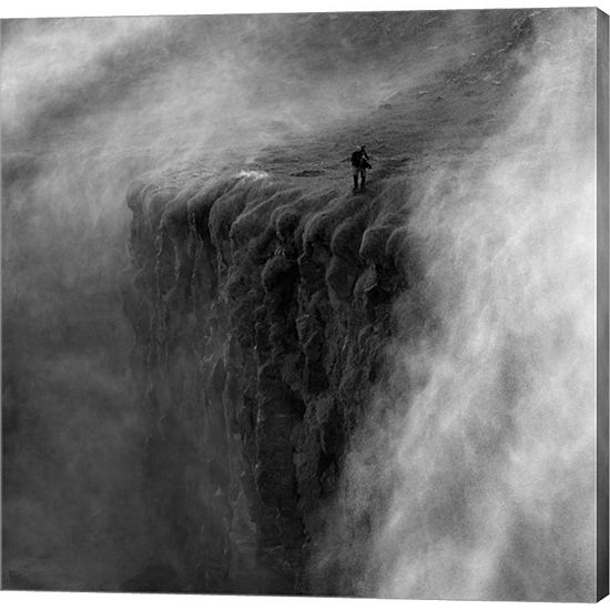 Metaverse Art Iceland IV Gallery Wrapped Canvas Wall Art