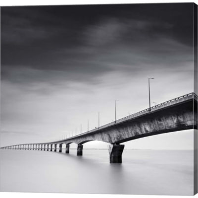 Ile De Re Gallery Wrapped Canvas Wall Art On DeepStretch Bars