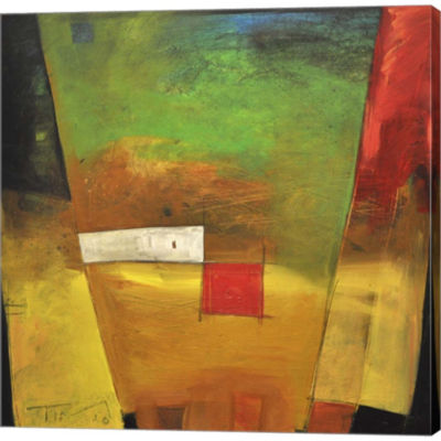 Metaverse Art Larry Mundello Gallery Wrapped Canvas Wall Art