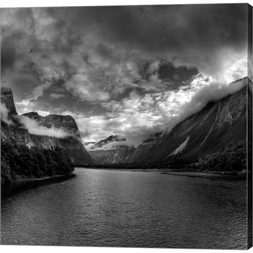 Norway 3 Gallery Wrapped Canvas Wall Art On Deep Stretch Bars