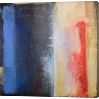 Metaverse Art Requiem Gallery Wrapped Canvas WallArt