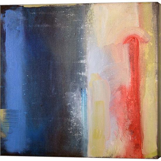 Metaverse Art Requiem Gallery Wrapped Canvas WallArt