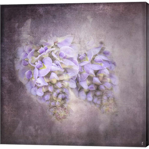 Sweet Wisteria Gallery Wrapped Canvas Wall Art OnDeep Stretch Bars