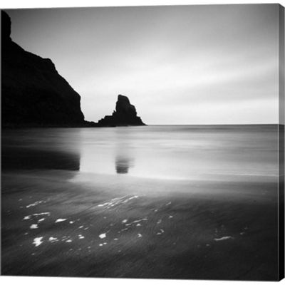 Metaverse Art Talisker Bay Gallery Wrapped CanvasWall Art