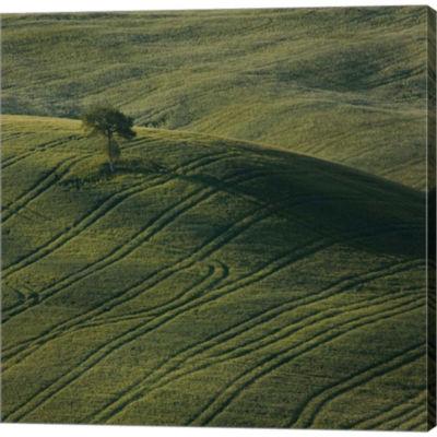 Metaverse Art Tuscany Ix Gallery Wrapped Canvas Wall Art