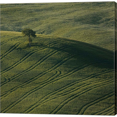 Tuscany Ix Gallery Wrapped Canvas Wall Art On DeepStretch Bars