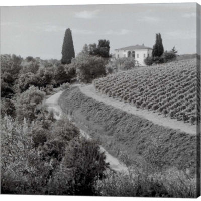 Metaverse Art Tuscany V Gallery Wrapped Canvas Wall Art